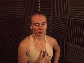 Sage Work Out ASMR - Sexy and Sweaty Work Out During ASMR Heartbeats